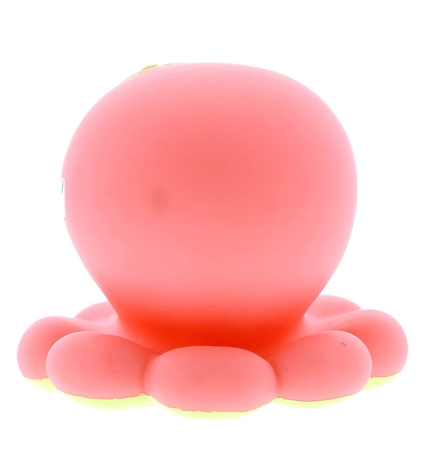 Pink Octopus Squirter Bath Toy Dollibu