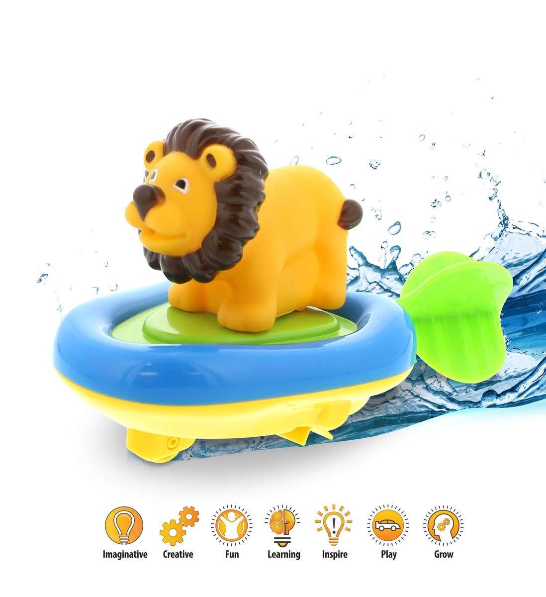 Lion Boat Racers Buddies Dollibu